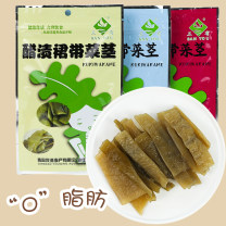 Kelp snacks Shandong Province Three have Chinese Mainland Qingdao Youqing seafood Co., Ltd packing 50g SC12237021101776 Shigou village, Xuejia Island, Qingdao Economic and Technological Development Zone See packaging See packaging See packaging Keep in a cool place away from light at room temperature
