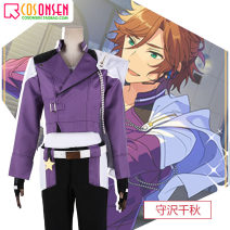 Cosplay men's wear Other men's wear Customized cosonsen Over 14 years old game 50. M, s, XL, customized Japan Idol dream Festival