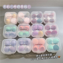 Make up / beauty tools Facial cosmetics Powder puff Any skin type Empty bottles for subpackage
