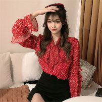 shirt gules Average size polyester fiber 96% and above