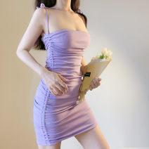 Dress Summer 2020 Lavender purple S,M,L