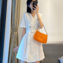 Cosplay women's wear Other women's wear goods in stock Over 3 years old Temperament white game L