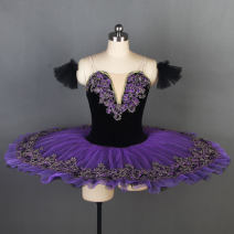 Ballet Costume Dance Favourite female Dark purple (children's version), dark purple (adult version), remarks: this one is for pre-sale, [not in stock] XS,S,M,L,XL,XXL BLL087