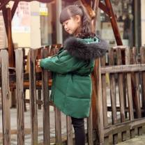 Down Jackets 110cm,120cm,130cm,140cm,150cm 80% White duck down Children, female, male polyester have more cash than can be accounted for No detachable cap Zipper shirt Solid color Class B Four, five, six, seven, eight, nine, ten, eleven, twelve
