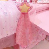 Handkerchief / handkerchief Sakura wipe towel 30x30cm