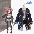 Cosplay women's wear suit Customized Over 14 years old 10-15 working days for delivery, 48 hours for spot delivery game 50. M, s, XL, XXL, customized Japan female