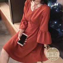 Dress Autumn of 2019 XS,S,M,L