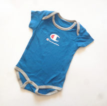 Jumpsuit / climbing suit / Khaki Other / other Class A neutral blue 70 80cm 90cm cotton 70-90