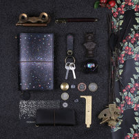 Notebook / Notepad Li Mo good product Thread binding skin Basic long and wide passport upgraded to seam structure plus 70 yuan Wave point hand account General notebook Hand account writing Student white collar Daolin paper