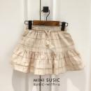 skirt 1,2,3,4,5,6,7,8 Khaki Skirt Other / other female Cotton 98% other 2%