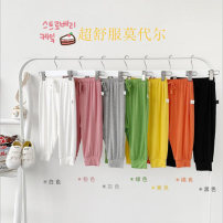 trousers Other / other female 80cm,90cm,100cm,110cm,120cm,130cm,70 Black, yellow, gray, green, orange, pink, green summer Ninth pants Korean version No model Leggings Leather belt middle-waisted cotton Don't open the crotch Other 100% Class B trousers Chinese Mainland Guangdong Province Foshan City