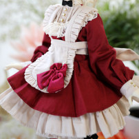 BJD doll zone Dress other Over 3 years old Customized Five piece baby clothes set 1/6,1/4,1/3 fallen angels bjd