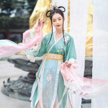 National costume / stage costume Summer 2020 Xs, s, m, l, XL, one size fits all Hualian in Han Dynasty 18-25 years old