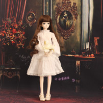 BJD doll zone Dress 1/4 Over 14 years old goods in stock Lavender, light green, light blue jacquard, 6 points white, white, light blue, coffee, skin pink 1, pink, skin pink, clearance, black Other / other