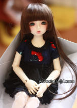 BJD doll zone Dress 1/4 Over 14 years old goods in stock Suit - 4 o'clock in 4 points MSD size, giant baby can, common 3 points female, see description