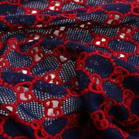 Fabric / fabric / handmade DIY fabric Others Half meter price / 1.25m width/ Loose shear piece Geometric pattern other Other hand-made DIY fabrics Europe and America