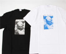 T-shirt other White, black routine S,M,L,XL UNHS CLOTHING UH Short sleeve Crew neck easy daily Four seasons