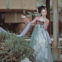 National costume / stage costume Autumn of 2018 Decor S (spot), m (spot), l (spot), XL (spot) Capital Nanzhuang