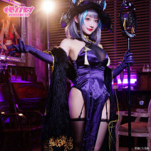 Cosplay women's wear suit goods in stock Over 14 years old Female l [final payment - early May delivery], female m [full payment - stock], female l [full payment - early May delivery], female XL [full payment - 18 days delivery after payment] game Average size Chinese Mainland Blue line COSSKY