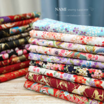 Fabric / fabric / handmade DIY fabric cotton Loose shear piece Others printing and dyeing clothing Japan and South Korea 100%
