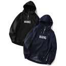 Jacket Other / other Fashion City Navy blue, black 2XL,XL,L,M,S standard Other leisure spring Long sleeves Wear out Hood