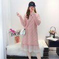 sweater routine Other / other Crew neck (single sweater) pink, (single sweater) off white, (single sweater) black, suit (pink sweater + color of socks), suit (off white sweater + color of socks), suit (black sweater + color of socks) Versatile Average size Solid color Ordinary wool