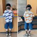 T-shirt Other / other 110 / 110cm, 120 / 120cm, 130 / 130cm, 140 / 140cm, 150 / 150cm, 160 / 160cm, 170 / 165cm currency summer Short sleeve Crew neck leisure time There are models in the real shooting nothing other other Cotton 100% Three, four, five, six, seven, eight, nine, ten, eleven, twelve
