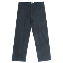 Casual pants FREEWORLD UNDISCOVERED Youth fashion Stitched stretch bread pants are cyan gray, stitched stretch bread pants are black S,M,L,XL thick trousers Other leisure easy High shot Four seasons youth Military brigade of tooling 2020 middle-waisted Straight cylinder Cotton 100% Overalls pocket