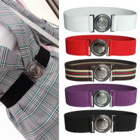 Belt / belt / chain cloth Red, black, white, purple, Cami green and red, note 1: 5cm wide, the size taken is length, note 2: the length can be made according to the buyer's requirements female Waistband Versatile Single loop Children: 1-6 years old, children, teenagers, youth, middle age, old age 5cm