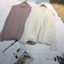 Wool knitwear Autumn of 2018 Picture color acrylic fibres More than 95% Other / other