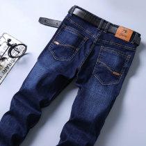 Jeans Youth fashion Mountain Leopard 28 29 30 31 32 33 34 36 38 40 42 021 dark blue 021 blue black 008 blue 008 black 006 blue 006 black Thin money 021