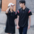 T-shirt 7211 black 3265 black 5289 black Female s / 155 female M / 160 female L / 165 female XL / 170 male M / 170 male L / 175 male XL / 180 male XXL / 185 Summer 2020 Short sleeve easy Regular routine other 96% and above 18-24 years old Ensun  E7211 Other 100% Pure e-commerce (online only)