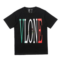 T-shirt Black, white S,M,L,XL Summer 2020 Short sleeve Crew neck easy have cash less than that is registered in the accounts routine street cotton 96% and above 18-24 years old classic Hip hop
