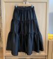 skirt Summer 2020 S, M black