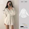 Fashion suit Spring 2021 S,M,L,XL White, black, khaki, blue 18-25 years old Other / other