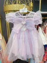 suit Other / other lilac colour 110cm,120cm,130cm,140cm,150cm female spring and autumn princess routine Solid color cotton Other 100% 7 years old, 8 years old, 3 years old, 6 years old, 18 months old, 2 years old, 5 years old, 4 years old Chinese Mainland