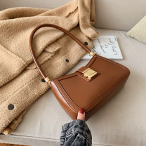 Mobile phone bag PU Proud to come to China brand new Buckles Solid color Retro female Horizontal style youth Buckle polyester fiber 90% off soft surface