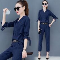 Fashion suit Spring 2020 S,M,L,XL,XXL Red, blue