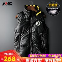Vest / vest Fashion City Others 917 cool black, 607 cool black, 616 cool black, 030 cool black, 030 silver, 018 cool black, 018 silver, 623 cool black, 905 cool black M. L, XL, 2XL, 3XL, 4XL for 173-185 kg, 5XL for 185-210 kg, high-grade quality, customer first! Other leisure standard Down vest thick