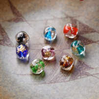Other DIY accessories Loose beads Glass RMB 1.00-9.99 Red purple green blue dark blue black coffee sky blue lake blue brand new Fresh out of the oven