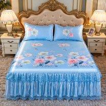 Mat / bamboo mat / rattan mat / straw mat / cowhide mat Mat Kit Cellulose material (regenerated cellulose fiber) Guizhong 1.2m (4 ft) bed, 1.5m (5 ft) bed, 1.8m (6 ft) bed, 1.8 * 2.2m bed, 2.0m (6.6 ft) bed Folding First Grade