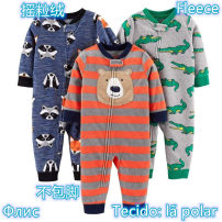 Jumpsuit / climbing suit / Khaki Other / other Class B neutral Fleece spring and autumn Long sleeves Long climb other No model nothing Polyester 100% 12 months, 18 months, 2 years, 3 years old Chinese Mainland Jiangsu Province Nanjing City