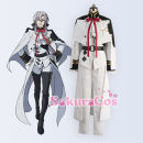Cosplay men's wear suit Customized SakuraCos Over 14 years old Female male comic L m s XL tailored Japan The fiery angel of the end