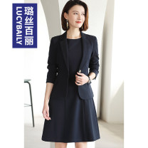 Professional dress suit S M L XL XXL Spring 2020 Long sleeves Coat other styles A-line skirt 25-35 years old Lucy Bailey Pure e-commerce (online only)