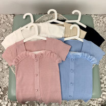 Wool knitwear Summer 2020 Average size White, apricot, blue, black, pink other 51% (inclusive) - 70% (inclusive) Other / other