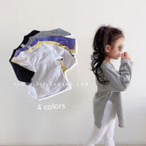 T-shirt Other / other S(80-90),M(90-100),L(100-110),XL(110-120),JS(130-140),JM(140-150),JL(150-160) female other Solid color