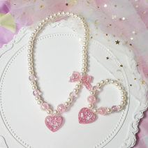 Necklace Mixed materials RMB 20-24.99 Other / other Japan and South Korea
