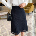 skirt Summer 2021 S M L XL royal blue longuette commute High waist A-line skirt Solid color 25-29 years old YD206A--2 More than 95% Lace Sengrey other Lace Other 100% Pure e-commerce (online only)