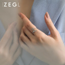 Ring / ring Alloy / silver / gold 51-100 yuan ZENGLIU Suitable for 52 ~ 58mm fingers brand new goods in stock Japan and South Korea female Fresh out of the oven Alloy inlaid artificial gem / semi gem Stars / sun / Moon / clouds / universe ZL3793 Summer of 2018 yes