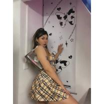 skirt Spring 2021 L,XL,2XL,3XL Picture color, picture color pre-sale h-14-O9